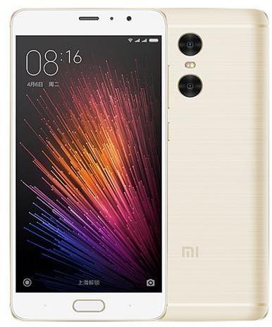 Xiaomi Redmi Pro (Helio X20 3GB) Goud