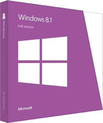 Microsoft Windows 8.1 NL Retail