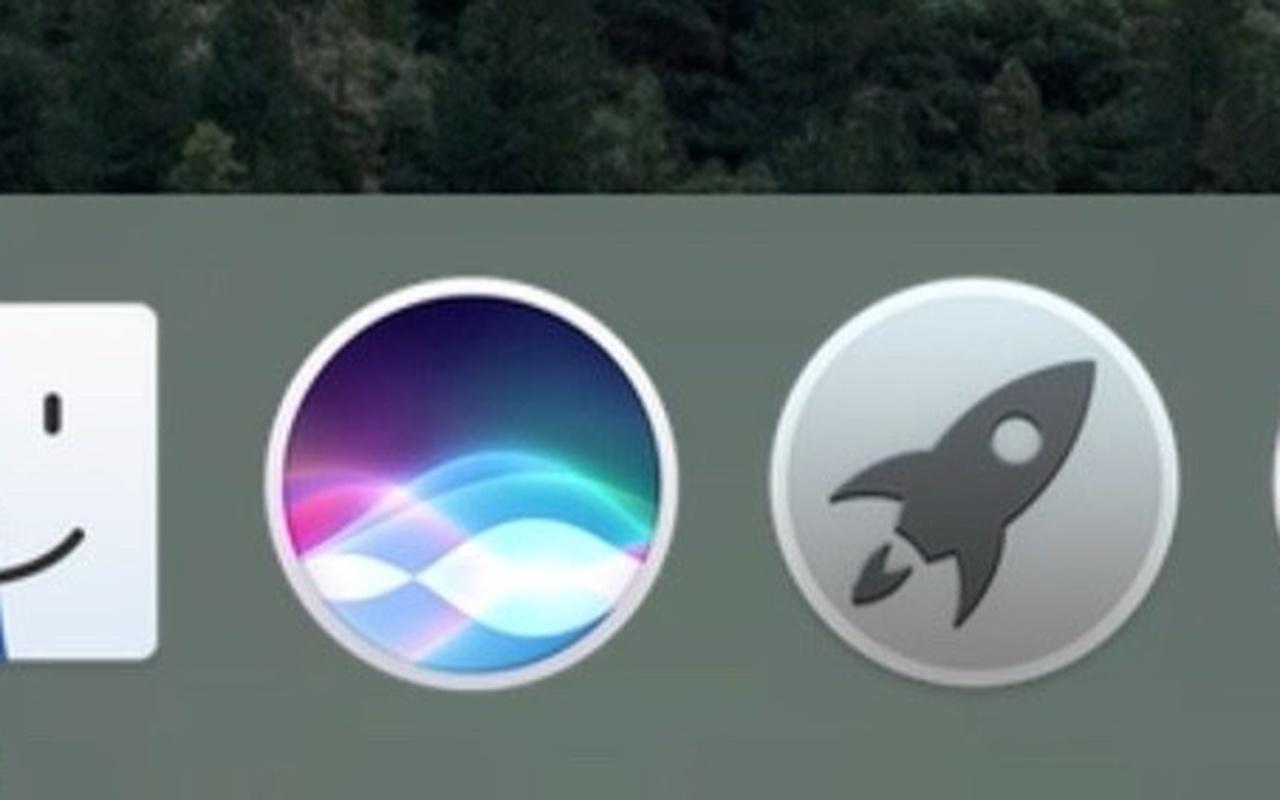 Siri op OS X
