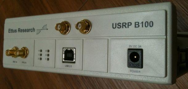 Hardware die gebruikt kan worden voor neerhalen 4g-netwerk