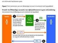 Algemene Rekenkamer over WhatsApp