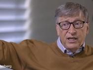 Bill Gates bij Bloomberg