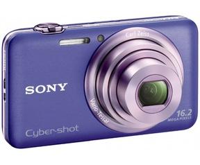 Sony Cyber-shot DSC-WX7 Blauw