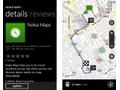 Nokia Maps voor WP