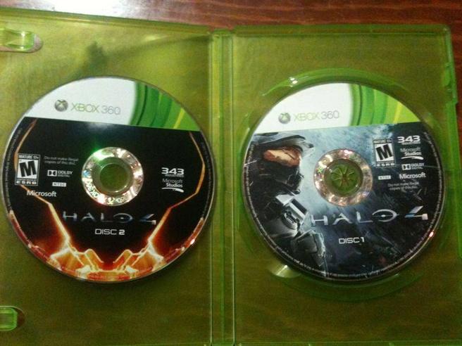 Gelekte Halo 4