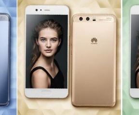 Vermoedelijke Huawei P10