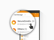 Screenshot Lenovo P2