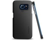 Spigen Thin Fit Samsung Galaxy S6 edge Case  Zwart