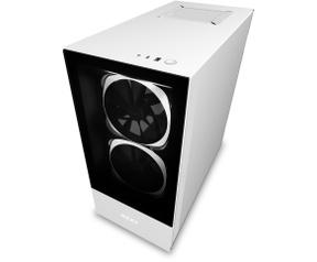NZXT H510 Elite Zwart/Wit