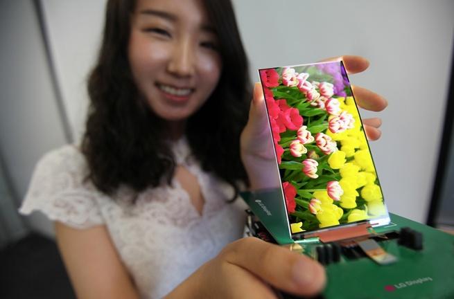 """5,2"""" beeldpaneel van LG"""