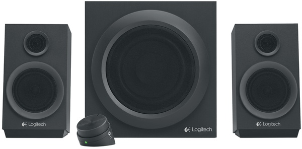 Logitech Multimedia Speaker System Z333
