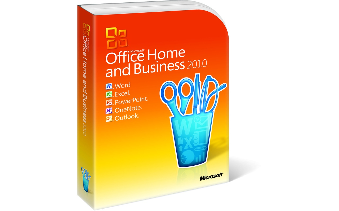 Microsoft Office Home and Business 2010 NL