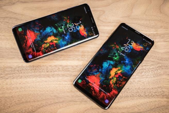 Galaxy S9 en S9+