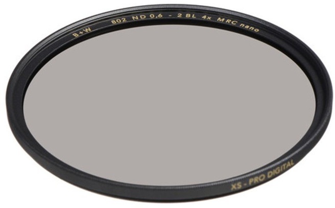 B+W 802 ND 0.6 MRC nano XS PRO (62mm)