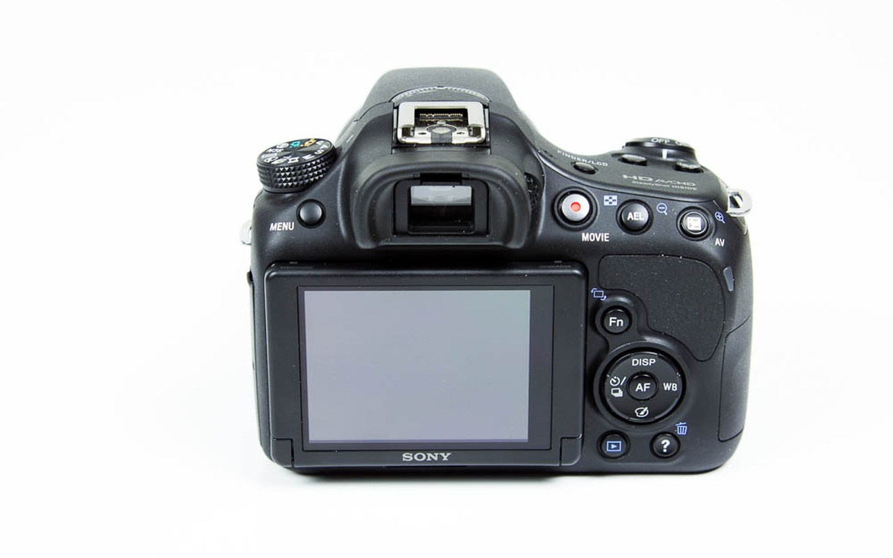 how to connect sony a58 with wifi
