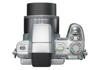 Sony DSC-H50 - bovenkant