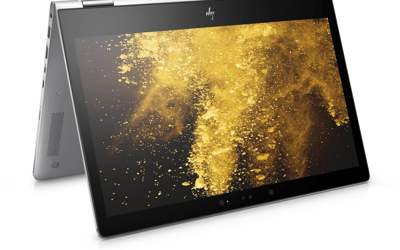 HP EliteBook x360  2017