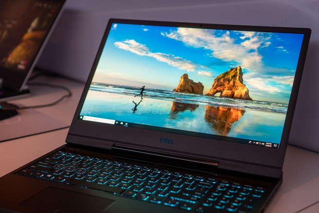 "Dell G7-laptop met 15,6""-oled-scherm"