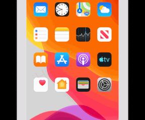 Screenshots in laatste iOS 13-bèta met hint Apple-event
