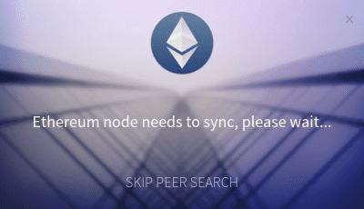 Ethereum node