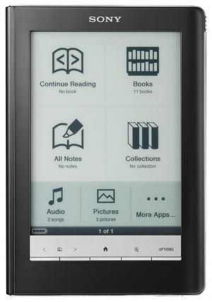 Sony Reader PRS-600