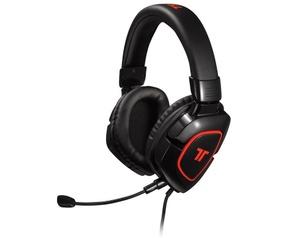 Tritton AX 180 Gaming Headset Zwart / Rood