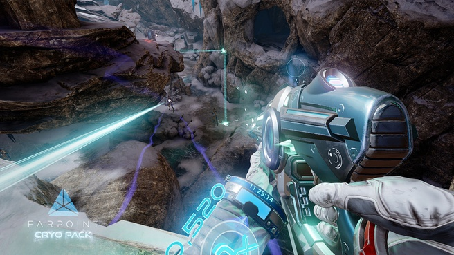 Farpoint Cryo Pack