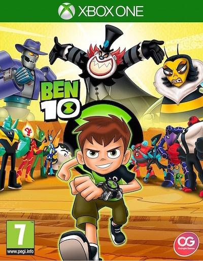 Ben 10, Xbox One