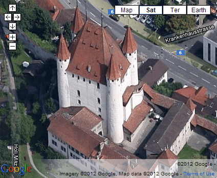Google Maps -- 45-graden-view