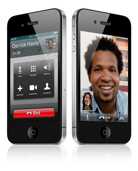iPone 4 Facetime