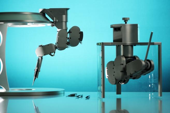 Microsurgical robot TU/e