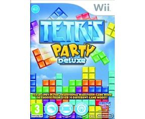 Tetris Party Deluxe, Wii