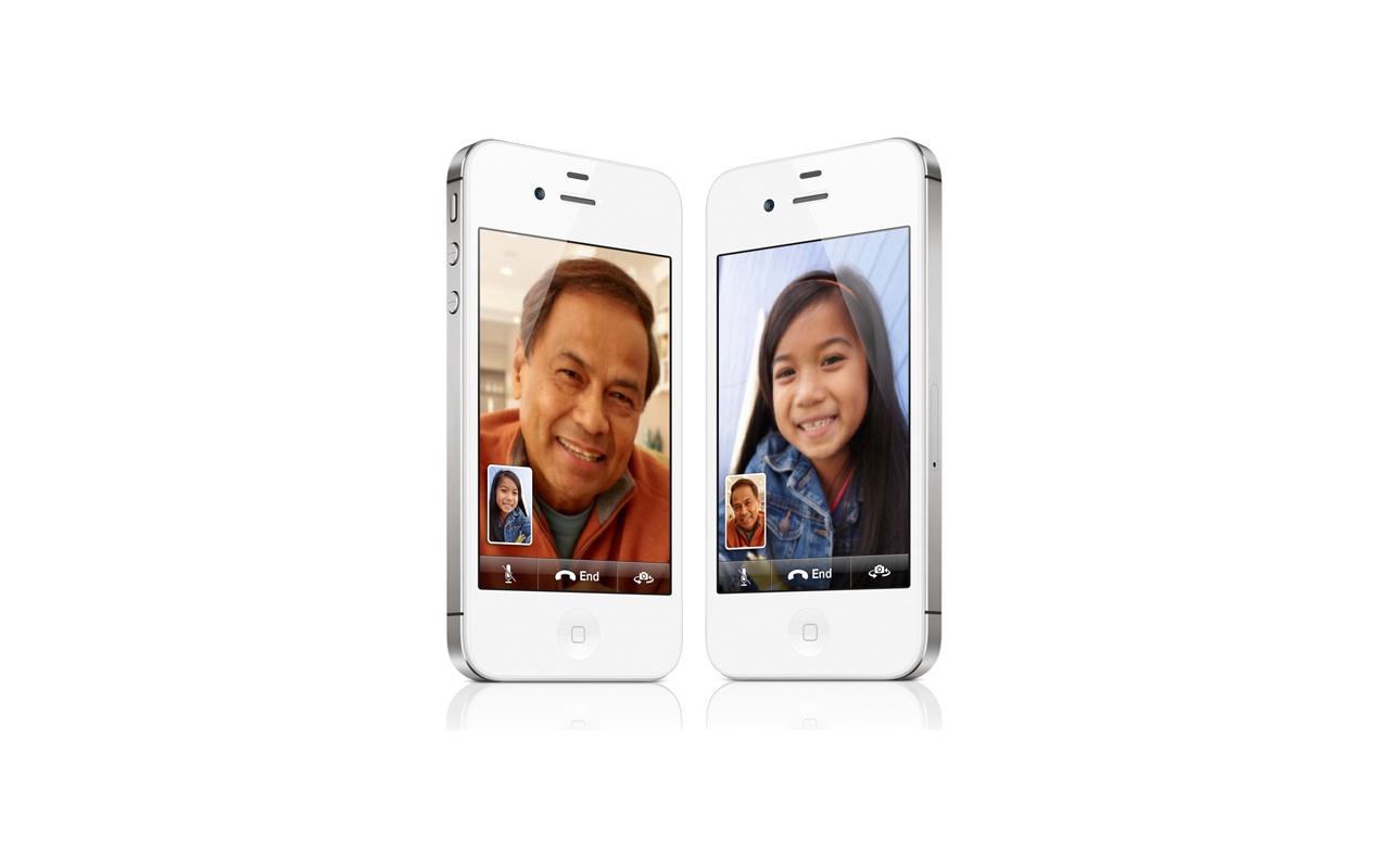 Apple iPhone 4S 32GB Wit