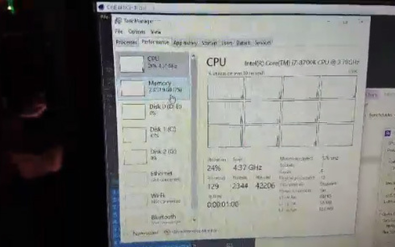 Intel Core i7-8700K-benchmark