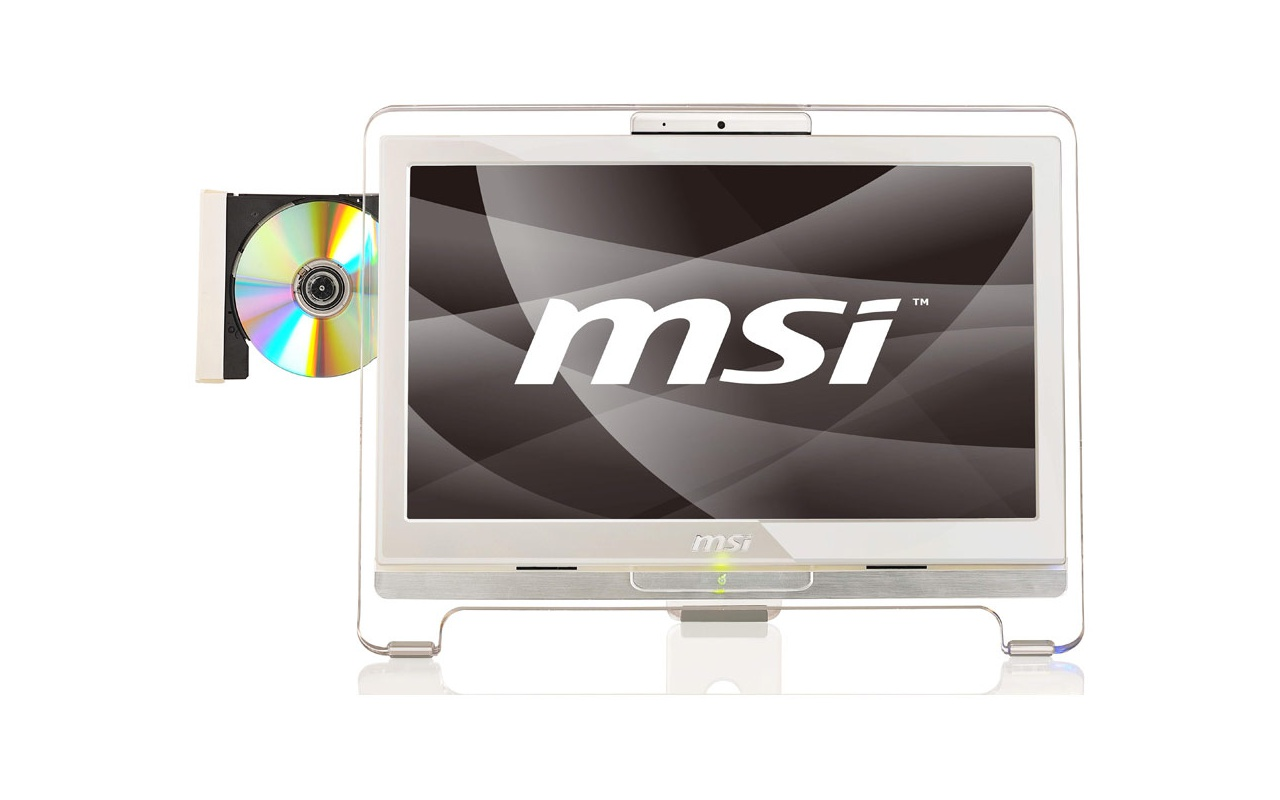 MSI Wind Top AE1921-WD5252G32S7PSX (Duits model)