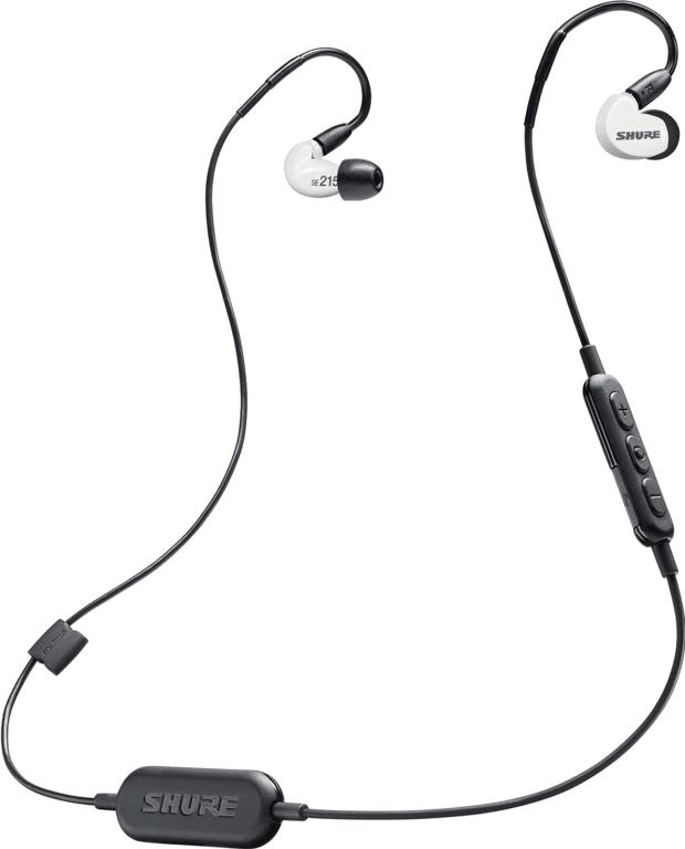 Shure SE215-BT1 Wireless (Wit)