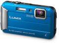 Goedkoopste Panasonic Lumix DMC-FT30 Blauw