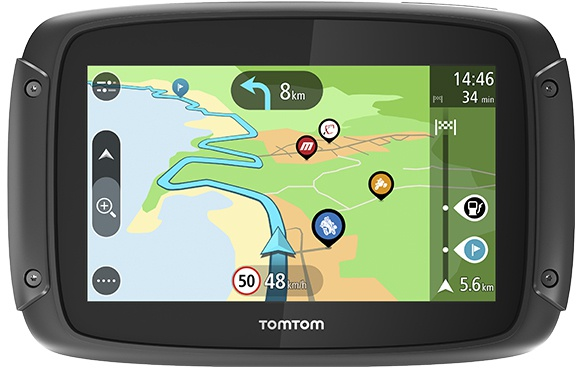 TomTom Rider 450 (Wereldwijd)