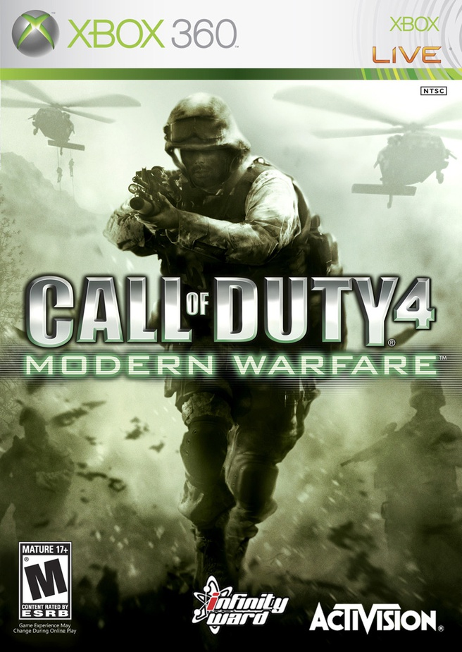 Call of Duty 4 - Modern Warfare, Mac OS X