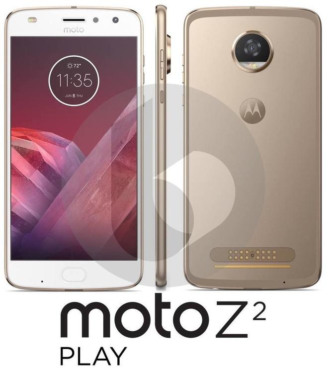 Vermoedelijke Moto Z2 Play