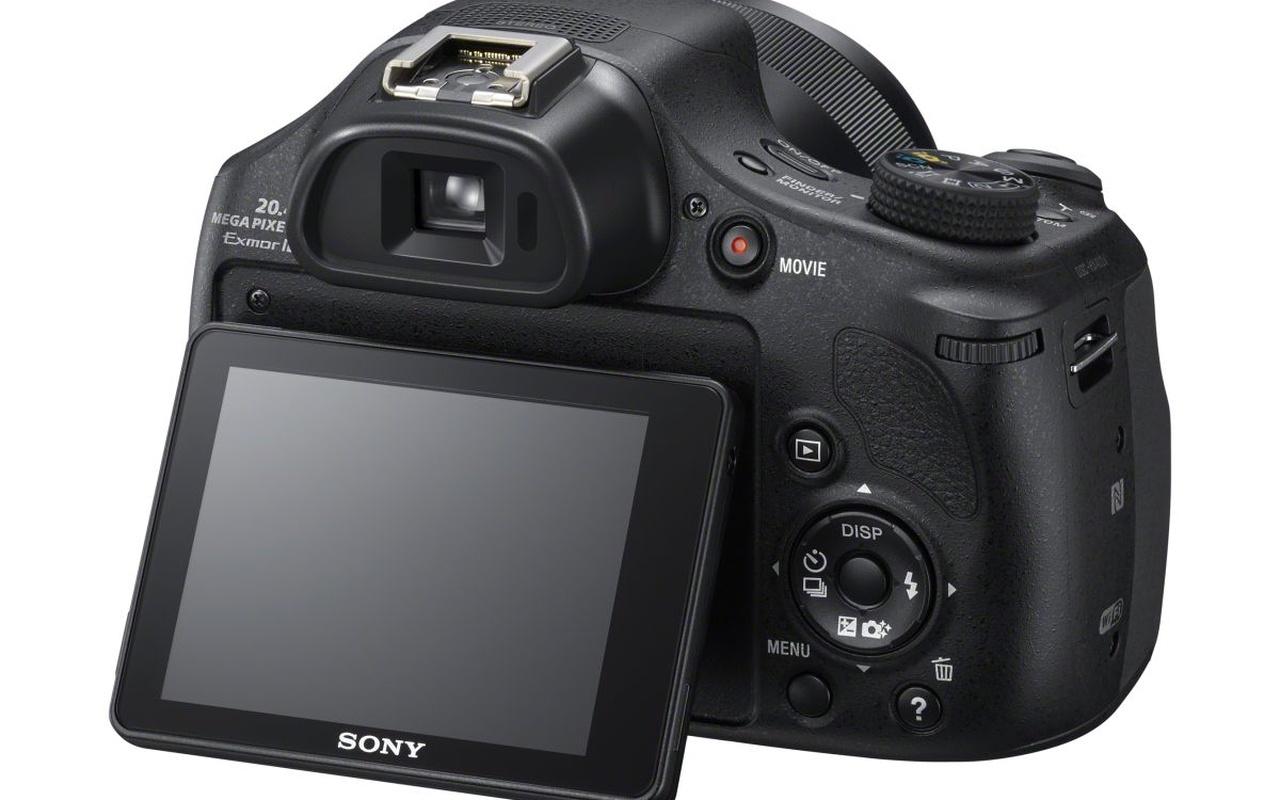 Sony Cyber-shot HX400