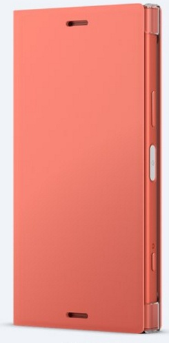 Sony Xperia XZ1 Compact Style Cover Stand  Roze