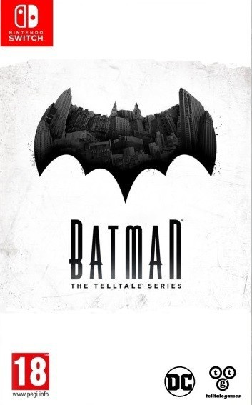 Batman: The Telltale Series 2 - The Enemy Within, Nintendo Switch