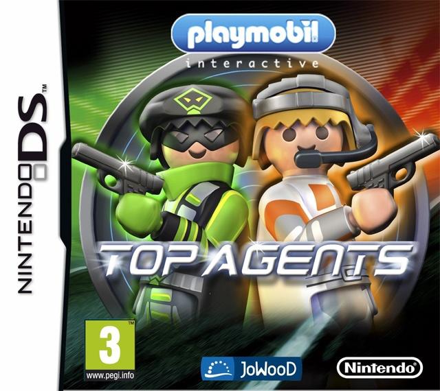 Packshot voor Playmobil: Top Agents