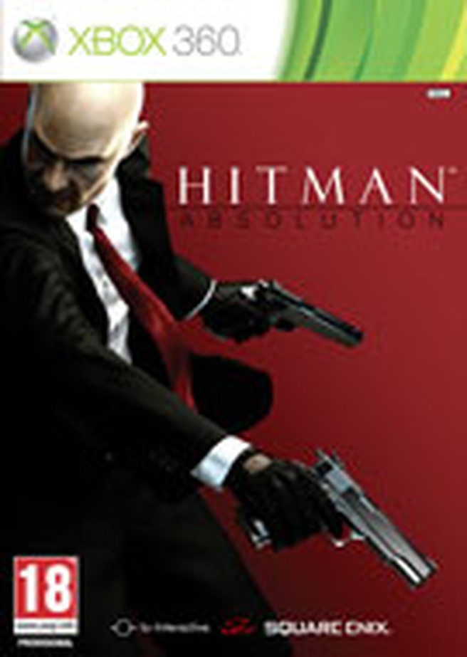 Box Hitman: Absolution