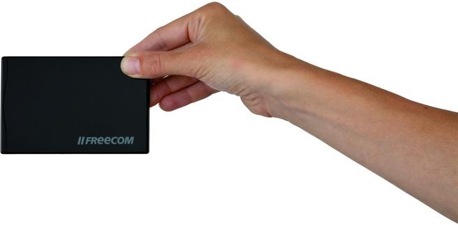 Freecom Mobile Drive Classic II 250GB Zwart