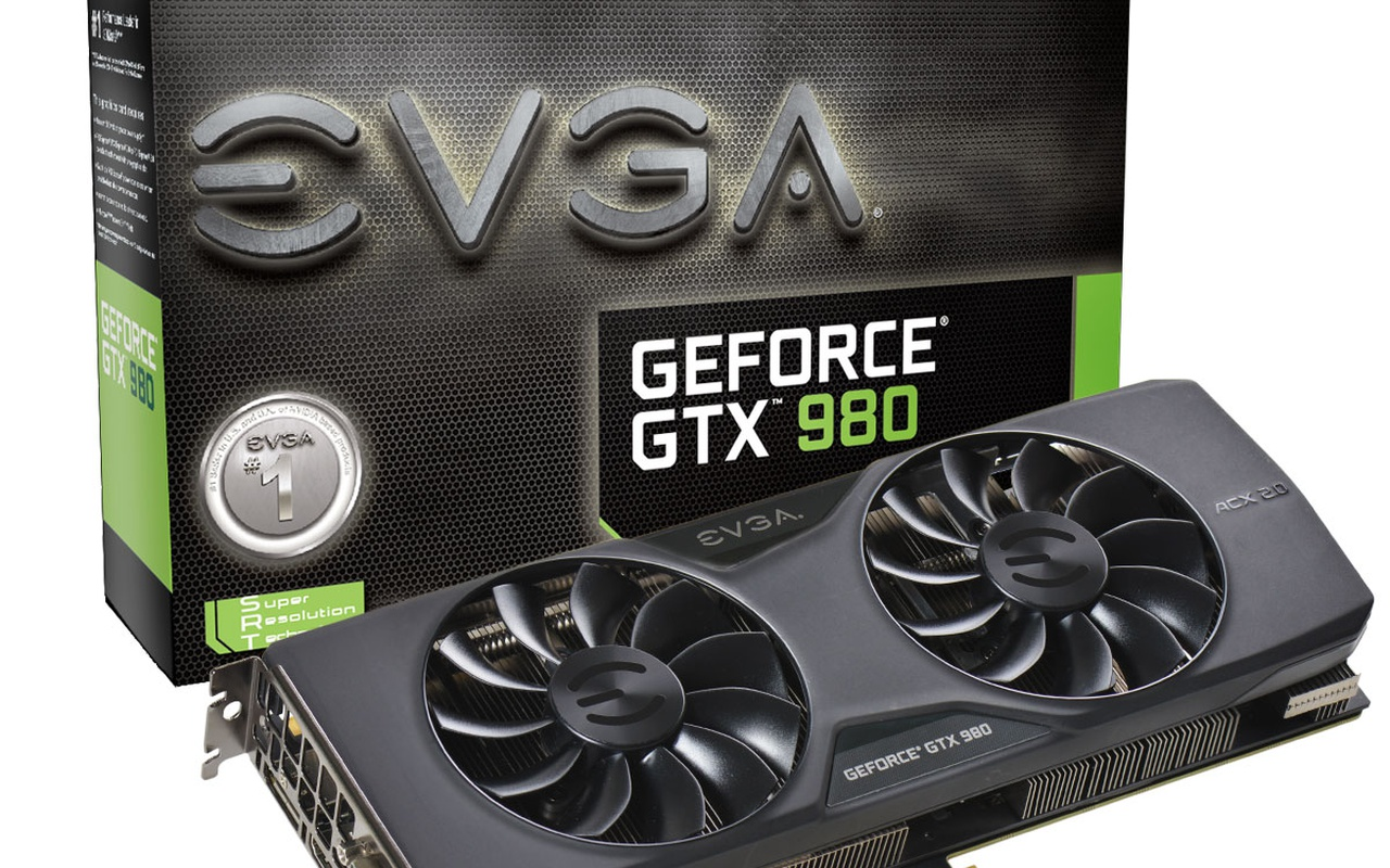Nvidia GTX 980 GTX 970 fabrikanten