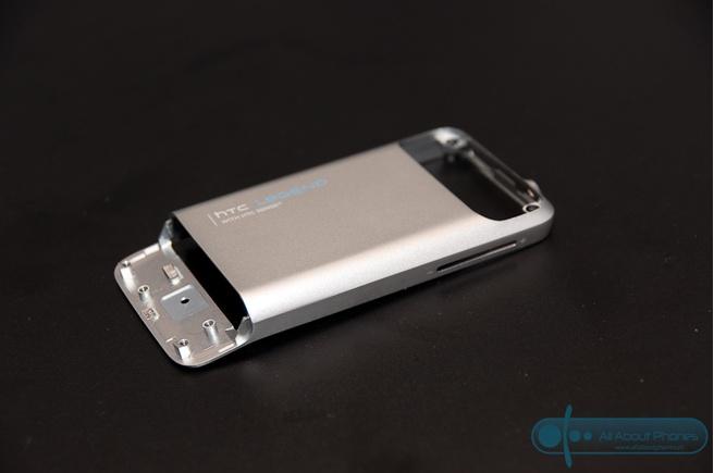 Behuizing HTC Legend (bron: Allaboutphones.nl)