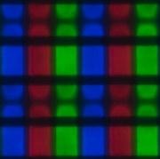 Panasonic Viera G30 subpixels