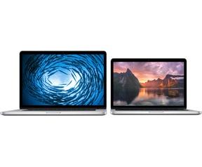 """Apple MacBook Pro 15,4"""" Retina (2014) 2,2GHz 256GB (Belgisch model)"""